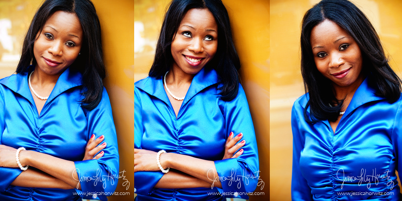 Business Portraits with Jessica Lily